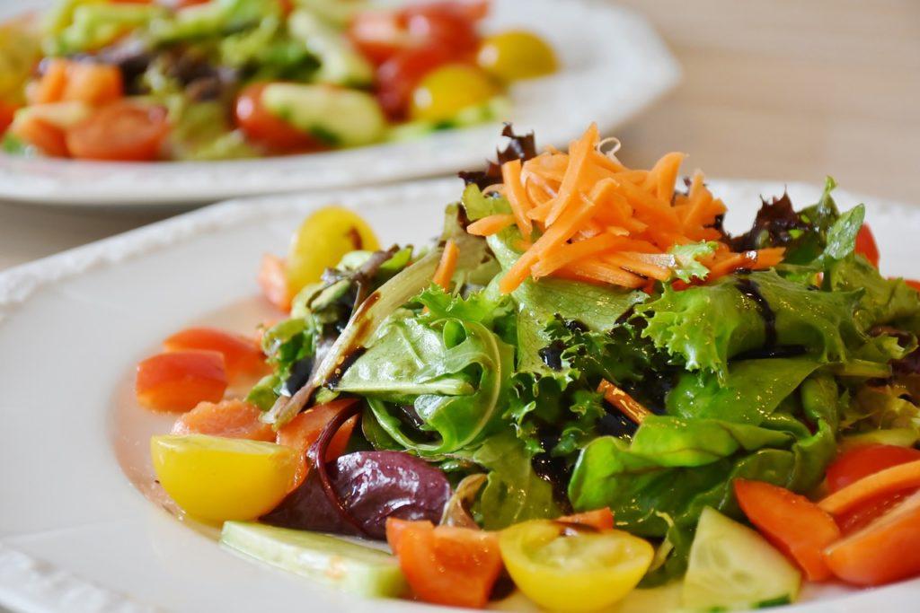 Healthy Snack Idea 2 – Salad