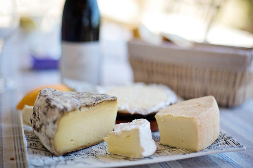 Healthy Snack Idea 4 - Cheese