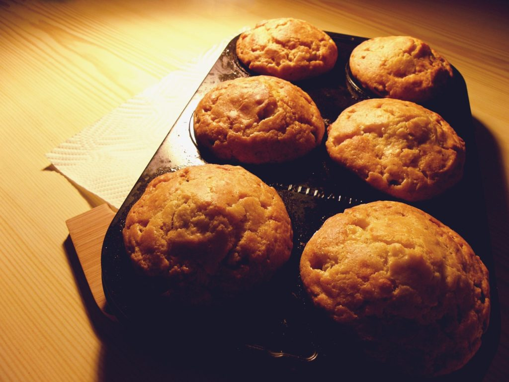 Healthy Snack Idea 6 - Muffins